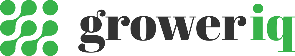 GrowerIQ Logo - horizontal