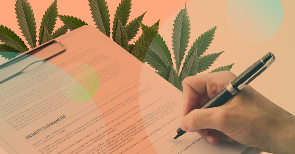 GrowerIQ - Security Clearance & the Cannabis Act: Part 1