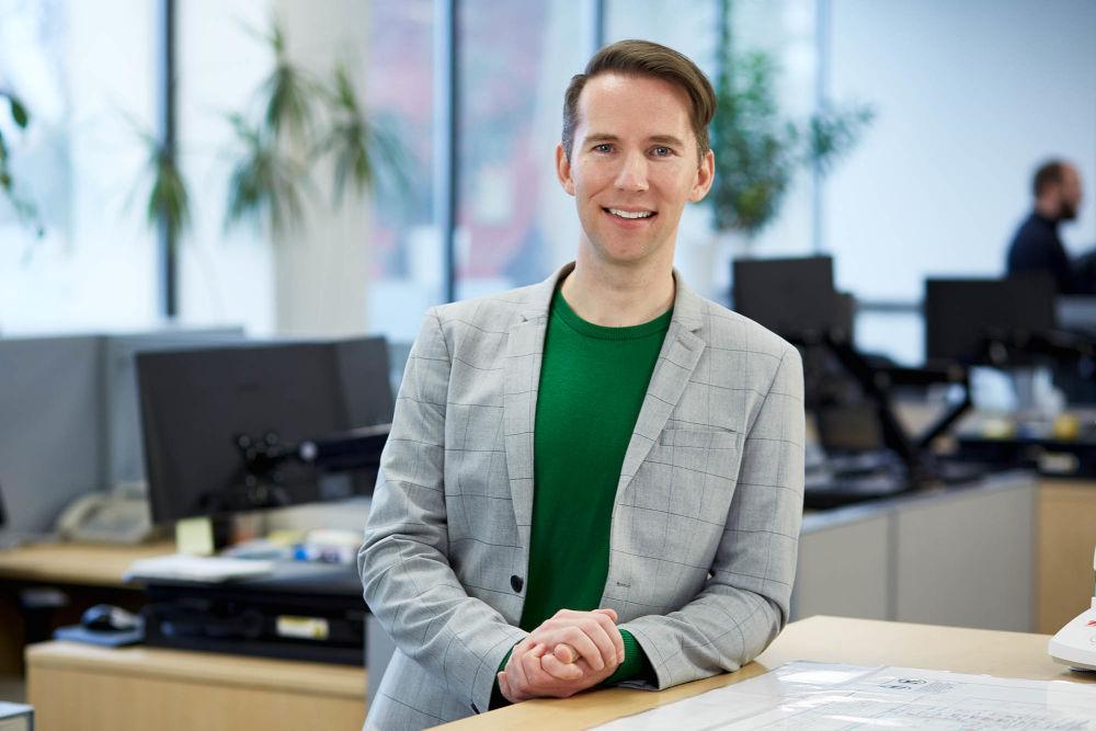 StartUp Here Toronto Profile - Andrew Wilson & GrowerIQ