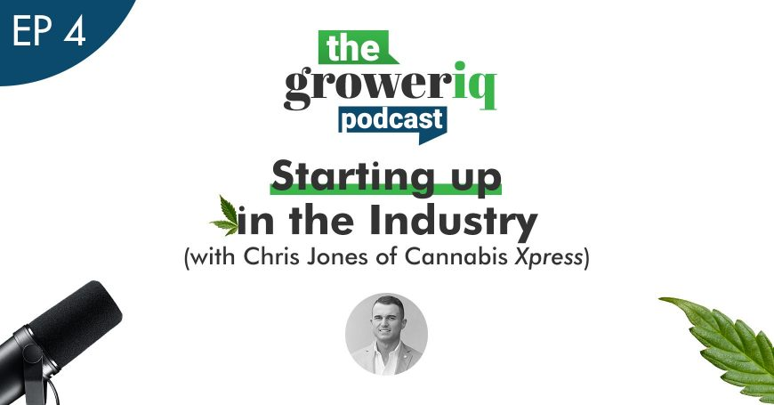 Podcast Interview with Chris Jones of Cannabis Xpress