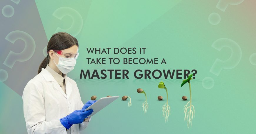 Tips for Becoming a Master Grower
