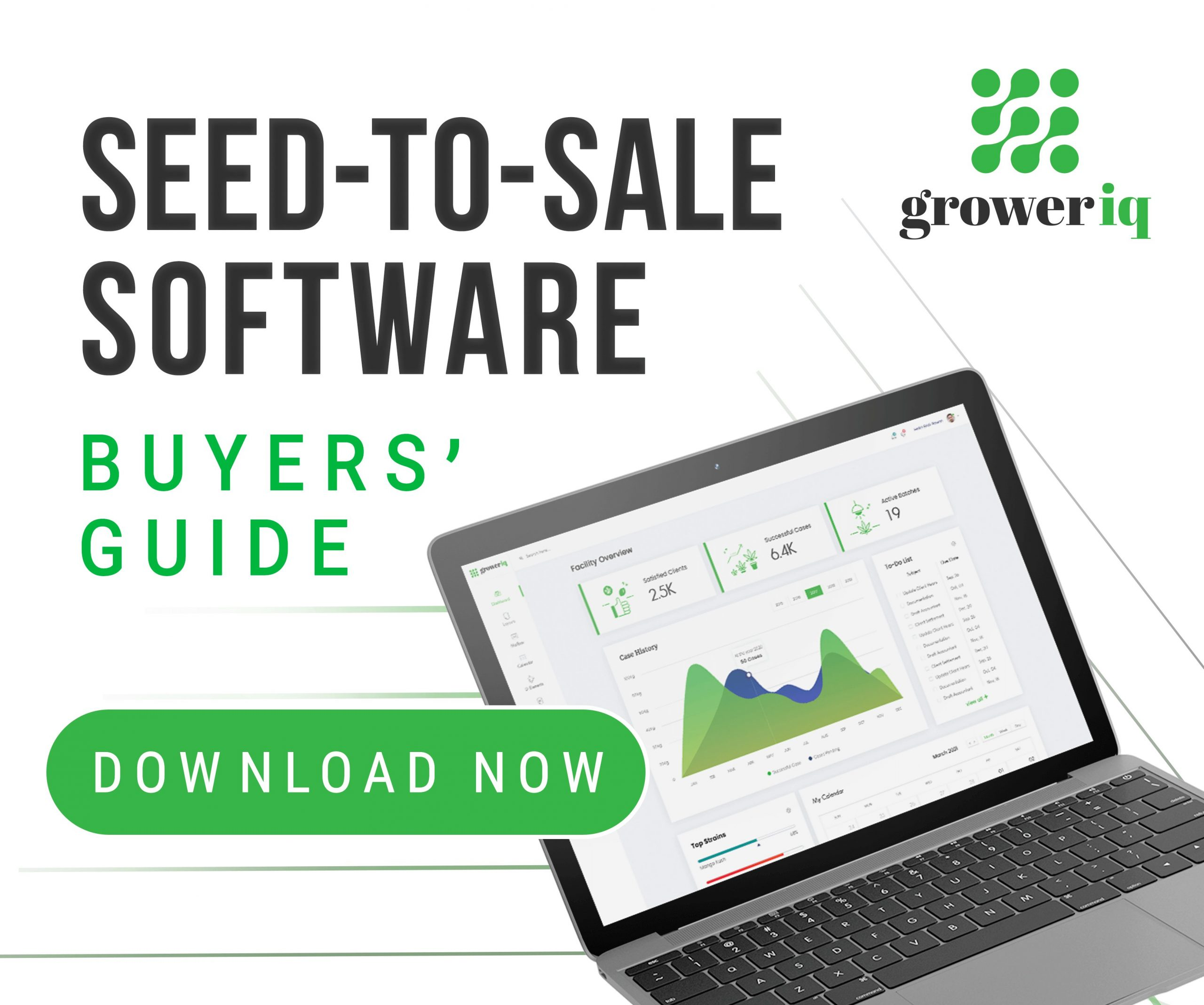 GrowerIQ's FREE Seed-to-Sale Software Buyers' Guide